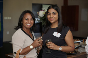 Janice Coopoosamy, Larissa Pillay ( Fourways Crossing)