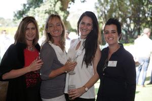 Zania van der Merwe, Lelani Dockel, Daniela de Oliviera, Nikki Coventry (Remote metering Solutions)
