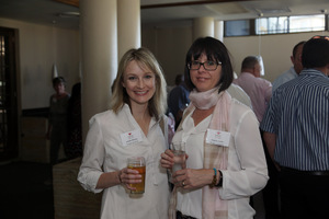 Estelle Meiring, Stacey Leader (Paragon Architects)