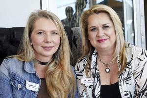 Lisa Ribeiro, Karen Pienaar ((Supercare Services Group)