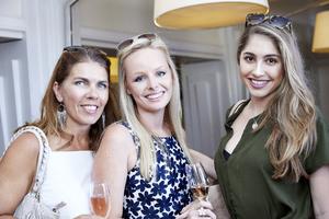 Astrid Gillwald (360 Office Space), Lara Schenk (Horizon Capital), Ashleigh Meyers (Ryan Joffe Properties)