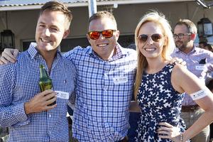 Jason Elley (Rabie Property Administrators), Elton Holland (Ikon Property Group), Lara Schenk (Horizon Capital)