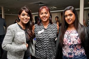 Ivana Chetty (Mustard Seed), Eshara Naidoo (Cushman Wakefield Excellerate), Kerisha Govender (Mustard Seed)
