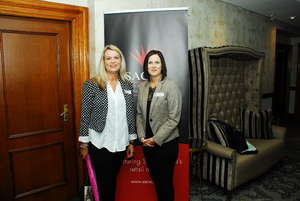 Esta Stieler (Abreal), Marie Schreuder (Bespoke Marketing)
