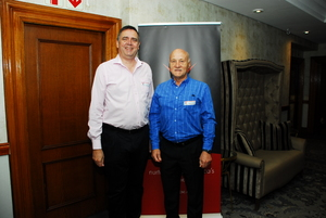 Johann Pretorius, Kobus Ferreira (Vukile)