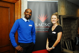 Sifiso Vumase, Lee-Anne Leathley (Growthpoint)