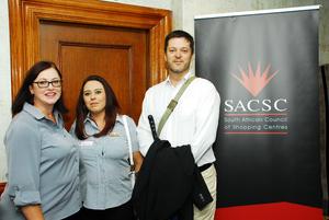 Herman Steenkamp, Natasha Ferreira, Joanne Brunette (Waste Plan)