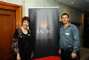 Letitia Greyling, Shaun van der Westhuizen (Mgwezi Brand Manufacturers)