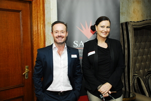Scott Jones (City Property), Jandemie Olwage (Redefine)