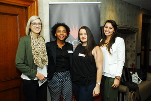 Marise Olivier, Thuli Zulu, Megan Ground, Heather  Muller (Black Sheep Design)