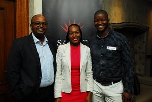 Stephen Matabane, Pheladi Mkumbuzi, Tlou Mafafi (Mowana)