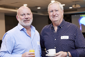 Chris Blackshaw (Century City), John Chapman (Rabie Property Administrators)