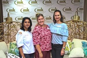 Vandiksha Leelkun, Christine Mather, Zelda Deysel (Mr Price Group)