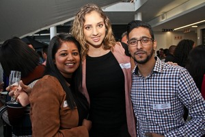 Melissa Singh (Broll) , Lisa Folkard (The Pavilion) , Raveshin Veerasamy (Broll)