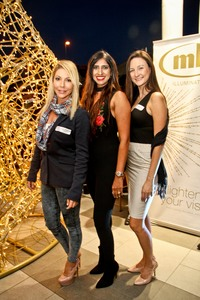 Annie Philippeous (Movement X), Nazarana Premlall, Kellie Ettmayr (Growthpoint)