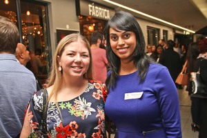 Michelle Shelley (Cushman Wakefield Excellerate) Nicole Gounden (The Pavilion)