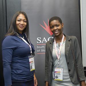 Tracey Palmer, Sarah Tshirunga (Old Mutual Property)