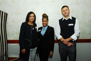 Yvonne Behari-Ram (Broll)Rebaone Molete (Akani Properties)Robert Bathke(Nedbank)