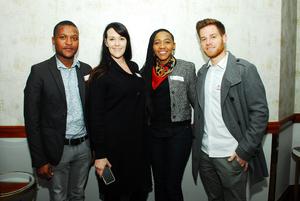 Kamagelo Khunou (Retail Network Services)Shareen Cairns, Thuli Zulu (Black Sheep Design)Ricky Musiker (Musiker & Associates)