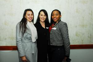 Heather Muller, Shereen Cairns, Thuli Zulu (Black Sheep Designs)