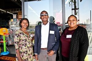 Bonisiwe Nkosi, Philane Sidinile, Gugu Dlamini (Sizovuna Investments)