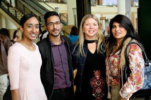 Adeela Haffejee, Raveshin Veerasamy (Broll), Michelle Shelley ( Cushman Wakefield Excellerate), Venilla Basdev (Broll)