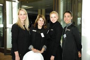 Claudine Meyer, Jamie Steyn, Tyla Havenga, Angelique Raymond (Afri Services Group)