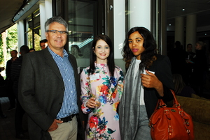 ZB Kotze (Top Quartile Project) Aileen Rodel, Nonku Ngobese (Primedia Outdoor)