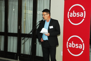 Mike Mortimer (Absa)