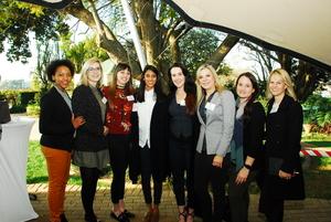 Thuli Zulu, Marise Olivier, Heather Muller, Sabeeha Jhetam, Sharneen  Cairns, Tandi Jacobs, Megan Ground, Kylie rankin (Black Sheep design)
