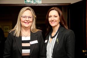 Charlene Gray, Elke ven Dyk (Spire Property Management)
