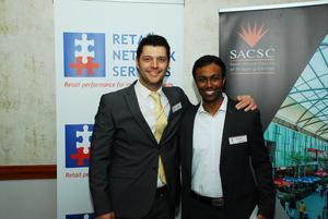 Chris Pappas, Kishan Chokkappan (Investec Bank)