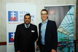 Abhishek Rama, Jean - Pierre Botha (Nedbank)