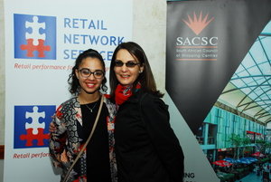Lucrutia de Klerk, Ina kotze (Kolonnade Retail Park Marketing)
