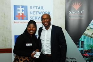 Shirley Seku (Retail Network Services)Itumeleng Mothibeli (Vukile)