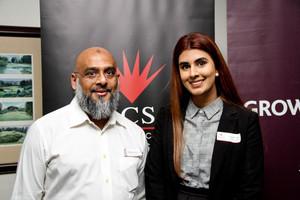 Shakeel Manjoo, Saijal Singh (Coral International Asset Managers)