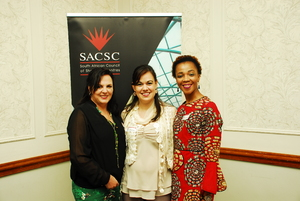 Louise Olivier, Suret Cronje, Thato Mocwaledi (CW Excellerate)