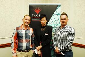Nick Scott, Celeste Booysen, Kevin Scott (White Wash Marketing)