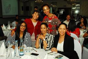 Carol Steel, Nicole Crowie, Carol Lee Payne, Loveina Chummie, Thato Mocwaledi (C W Excellerate)
