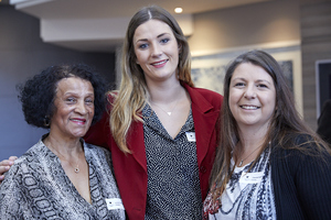 Lorraine Fredericks, Tayla Bladergroen, Chenay Surgison (Zenprop)