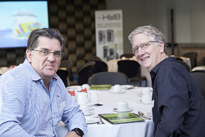 Graham Haldane (MLC Construction), Martin Carder Burk