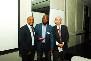 Itu Mothibeli (Vukile) Trust Masarirambi (Primedia Outdoor) Daniel Silke