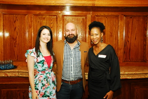 Aileen Rodel, (Primedia Outdoor)Jacques Kok (Redefine)Nandhipha Dubula (Primedia Outdoor)