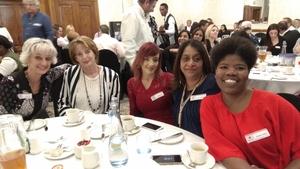 Dionne Rex, Sharon Herbst, Angela Rex, Vanessa Robinson, Shirley Sekhu (Retail Network Services)