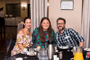 Zelda Deyzel, Megan Esterhuizen, Michael Brits (Mr Price Group)