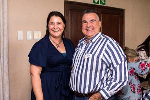 Antoinette Joubert (Mr Price Group) Greg Azzopardi (Rokwil)