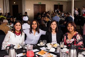 Pria Bhagwandin, Natasha Pieri, Nishtha Sanichur, Eshara Naidoo (C W Excellerate)
