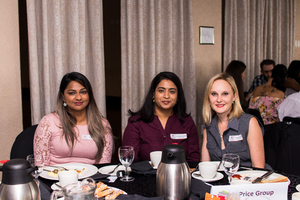 Nicole Naicker, Vandicksha Leelkun, Robyn De Klerk (Mr Price Group)