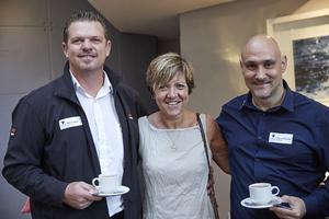 Marius Hayes(Securitas), Anne Voorneveld(Rabie Property Administrators), Steven Skopilitis(Securitas)