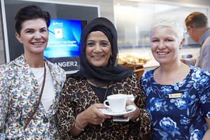 Renee English(Growthpoint), Faizah Behardien(CW Excellerate), Joanne Boswell(Spire Property)